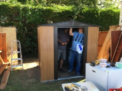Shed Building 1