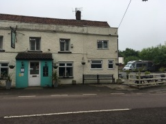 The Prince of Wales. Dilton Marsh